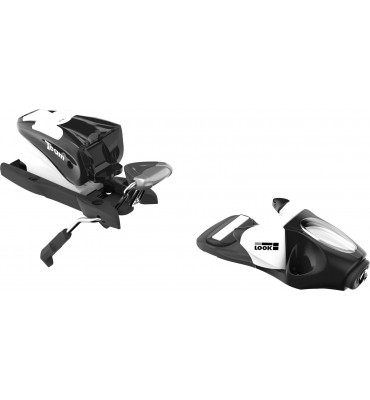 bindings TEAM 4 B76 BLACK/WHITE