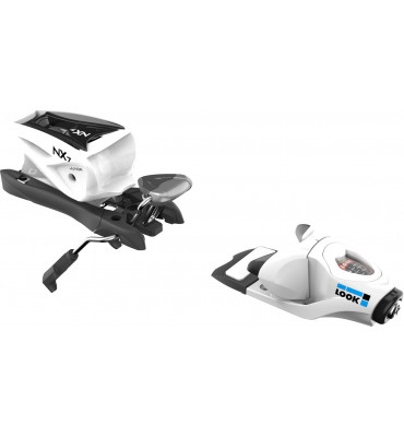bindings NX JR 7 B73 WHITE ICON