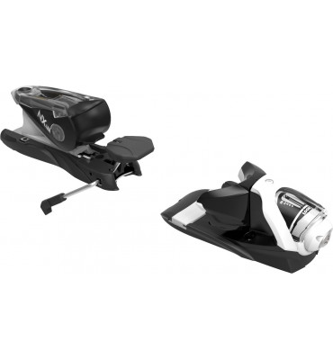 bindings NX 12 DUAL WTR B120 BLACK/WHITE