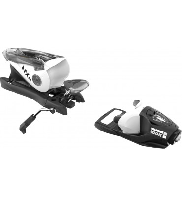 bindings NX 11 B93 BLACK/WHITE
