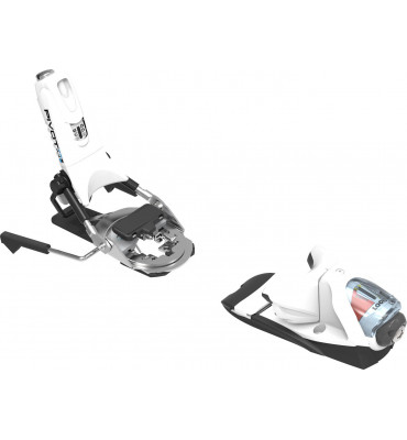 bindings PIVOT 14 DUAL WTR B130 WHITE ICON