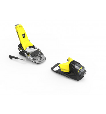 bindings PIVOT 12 DUAL WTR B95 YELLOW BLACK