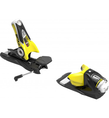 bindings SPX 12 DUAL WTR B100 BLACK YELLOW