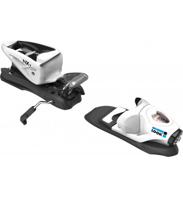 bindings NX JR 7 LIFTER B73 WHITE ICON