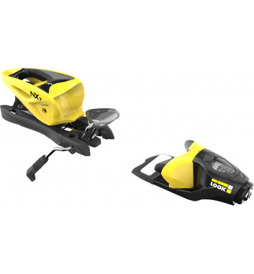 bindings NX JR 7 B93 YELLOW BLACK