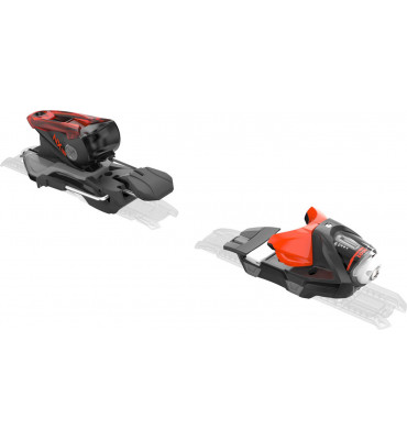 bindings NX 12 KONECT DUAL WTR B90 BLACK RED