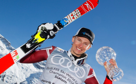 "Interview Kristoffersen: ""More than I expected"""