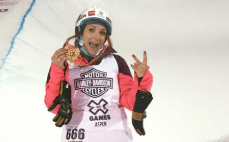 Aspen X Games: Future looks bright for Marie Martinod