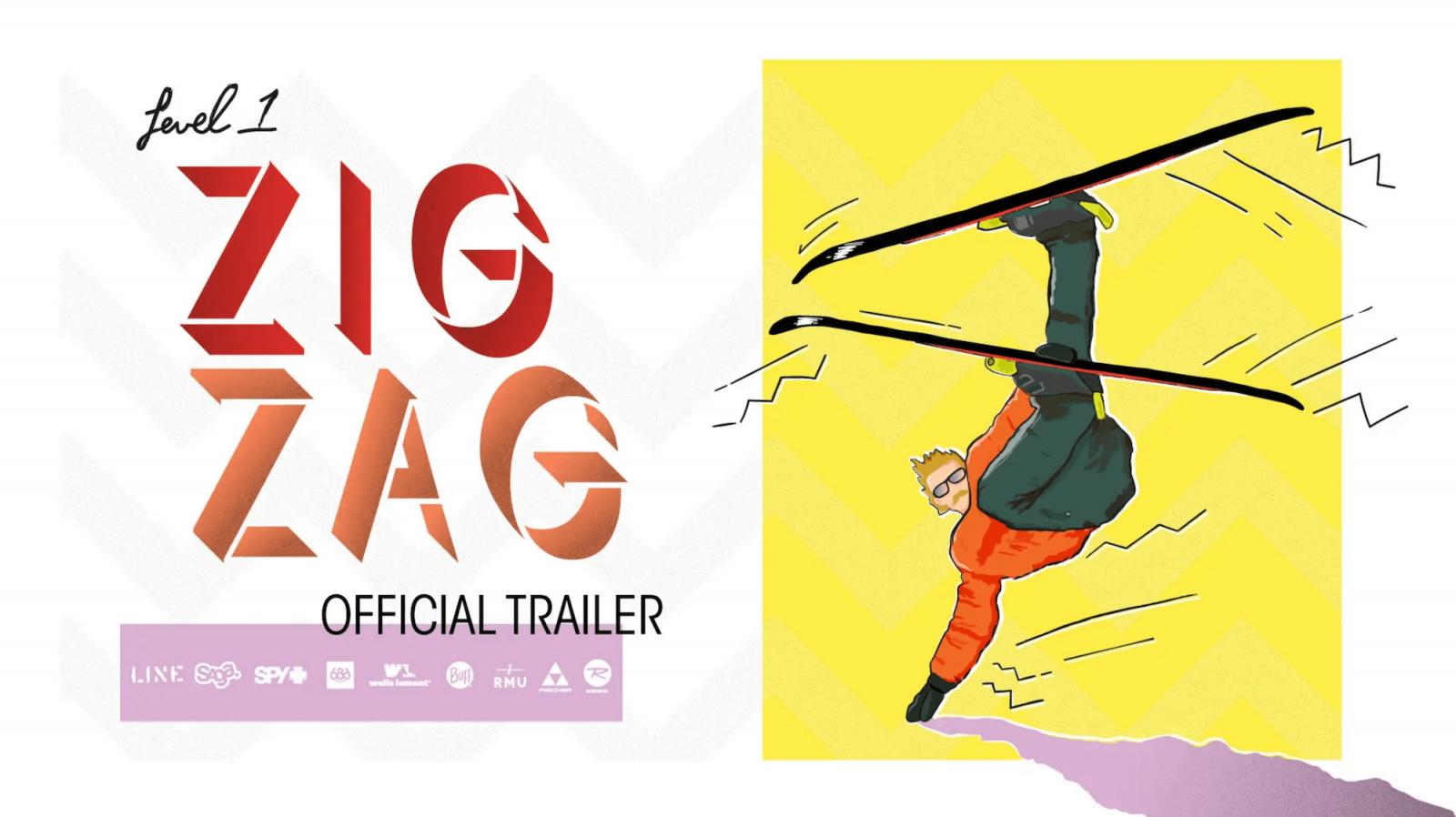 'Zig Zag' trailer is Live!