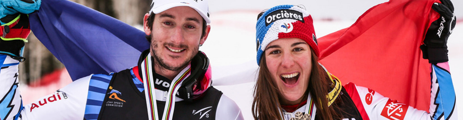 FRANÇOIS PLACE BECOMES SKICROSS WORLD CHAMPION, ALIZÉE BARON IS 3RD